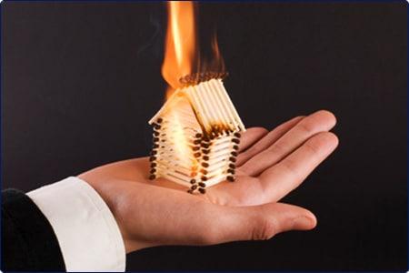 بیمه آتشسوزی مسکونی